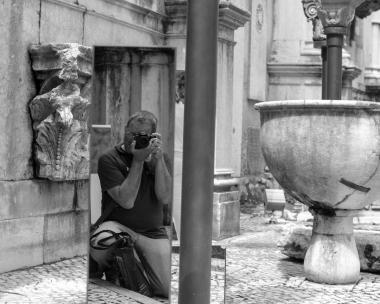 Lisbon selfie 8x10-2